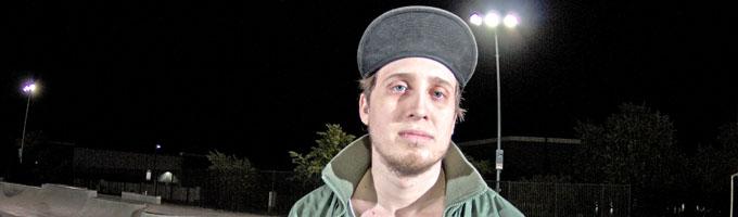MUCH LOVE: Dominic Sagona by Revolution Skate Shop