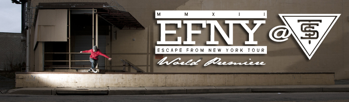 EFNY World Premiere